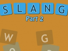 Slang Word Game - part 2 1.0 Screenshot