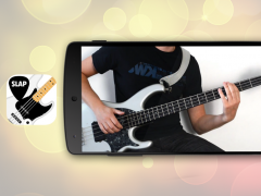 SLAP Bass Lessons VIDEOS LITE 5.7 Screenshot