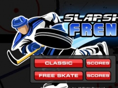 Slapshot Frenzy™ Ice Hockey 3.3 Screenshot