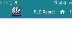 SLC Result with Marksheet 1.0 Screenshot