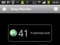 Sleep Watcher 1.2 Screenshot