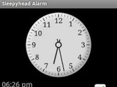Sleepyhead Alarm Uykucu Alarm 1.4 Screenshot