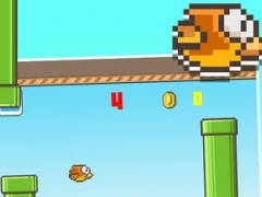 Slick Bird - Tiny Flappy Journey Misson 1.01 Screenshot