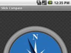 Slick Compass 1.0 Screenshot