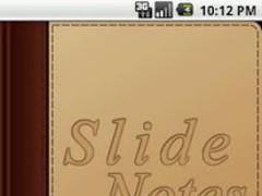Slide Notes 1.40 Screenshot