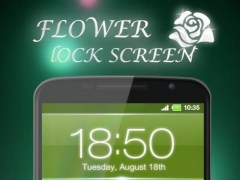 Slide to Unlock - Flower Theme 2.0 Screenshot