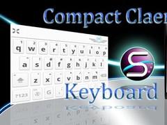 SlideIT Compact Clean Skin 4.0 Screenshot