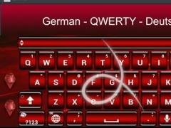 SlideIT German QWERTY Pack 3.0 Screenshot