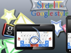 SlideIT Google Skin 4.0 Screenshot