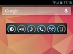 Slider Widget - Volumes 0.9.8.2 Screenshot