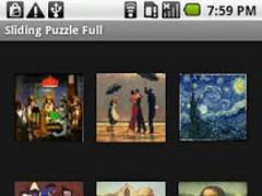 Sliding Puzzle Full 1.2.2 Screenshot