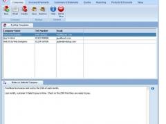 SliQ Invoicing and Quoting MC 1.6.3 Screenshot