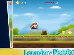 Slithe World Run for Super Mario 1.0.1 Screenshot