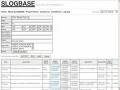 SLOGBASE 20071030 Screenshot