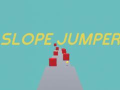 Slope Jumper 1.0 Screenshot