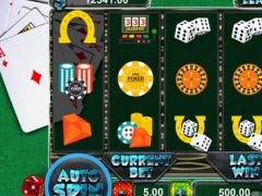 Slot Gambling Atlantic City Free Pocket Slots Machines 2.0 Screenshot