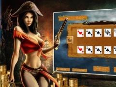 Slot Machine - King's Treasure on Pirate's Island 1.0 Screenshot