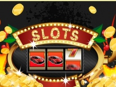 "Slot Machines and Poker Mega Casino "" Hot Wheels Slots Edition "" Free 1.0 Screenshot"