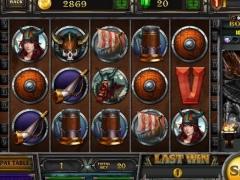 Slot - Viking's Treasure HD 1.0 Screenshot