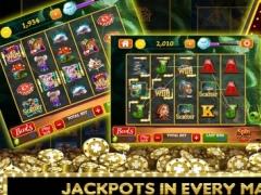 Slots - Beauty Indian Gambler Slot Machine & 777 Casino Vegas Games Offline 1.0 Screenshot