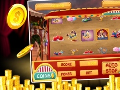 Slots Carnival : 777 Vegas Slot Machines Simulation with Wheel of Fortune Bonus 1.0 Screenshot