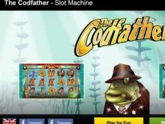 Slots Casino - The Codfather , Slot in Vegas 1.5.1 Screenshot