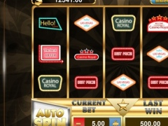 Slots Coins Flawless Victory 2.0 Screenshot