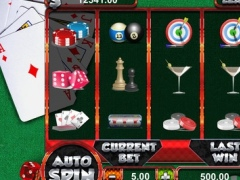 Slots Crazy Pirate And His Red Bird of Sea - All In Win Casino 2.0 Screenshot