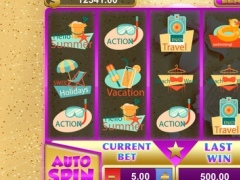 Slots Fury Grand Casino - Free Entertainment City 2.0 Screenshot