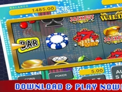 SLOTS Jackpot Casino - Free Best New Slots Game of 2015! 1.0 Screenshot