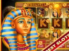 Slots Jackpot Pharaoh King-Lucky 777 Slot-Machines Free! 1.0 Screenshot
