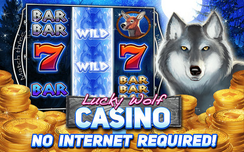 Slots Lucky Wolf