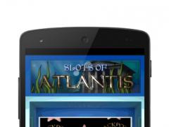 Slots of Atlantis 2.01 Screenshot