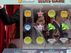 Slots of Hearts Tournament Basic Cream - JackPot Edition 3.0 Screenshot