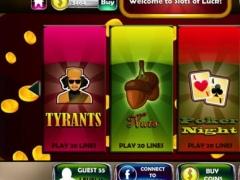 Slots of Luck HD 1.0 Screenshot