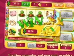 Slots Planet HD — Free Addictive Video Slots 1.52 Screenshot