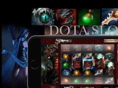 Slots Treasure Imortal - Free Dota Edition 1.0 Screenshot