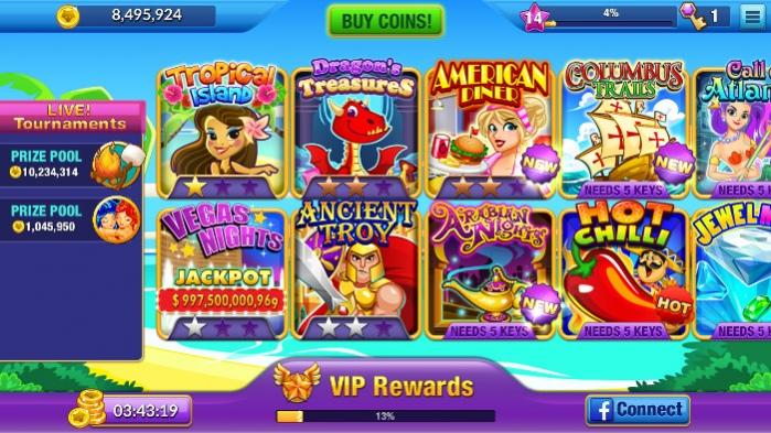 Slots Vacation – FREE Slots