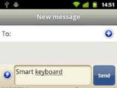 Slovenian for Smart Keyboard 1.0 Screenshot
