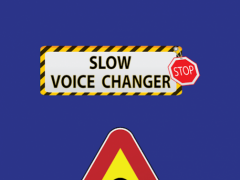 Slow Voice Changer 1.3 Screenshot