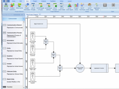 SLPSoft Interactive Project Modeling 1.1 Screenshot