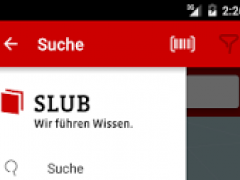 SLUBApp 2.2.7 Screenshot