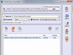 SlutLoad Video Downloader 3.16 Screenshot