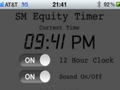 SM Equity Timer 1.0 Screenshot