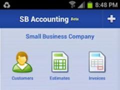 Small Business Accounting 0.1 Screenshot
