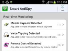 Smart AntiSpy 1.4 Screenshot