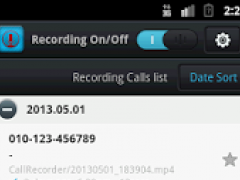 Smart Auto Call Recorder Pro 1.1.10 Screenshot