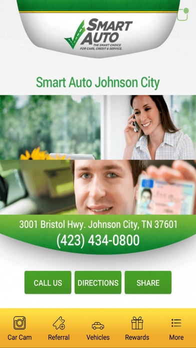Smart Auto Johnson City Tn >> Smart Auto Of Johnson City 1 0 Free Download