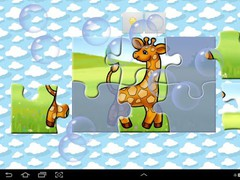 Smart Baby. Puzzles. Lite. 1.7 Screenshot