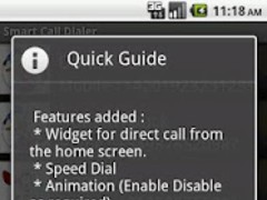 Smart Call Dialer 7.0 Screenshot